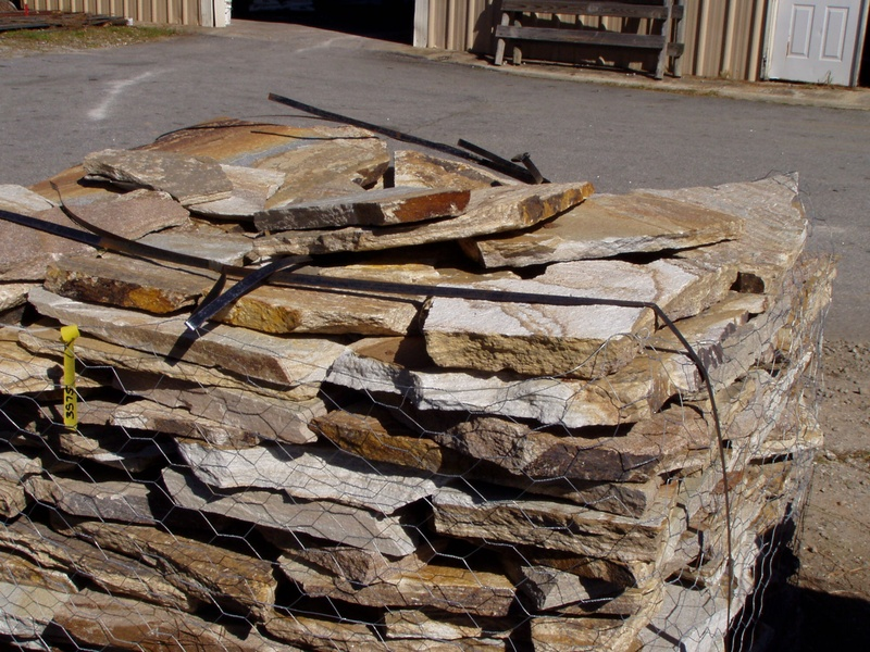 Stone - GA Pine log