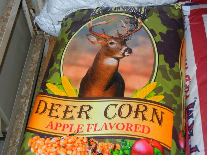 Deer Corn (Regular and Apple flavor)