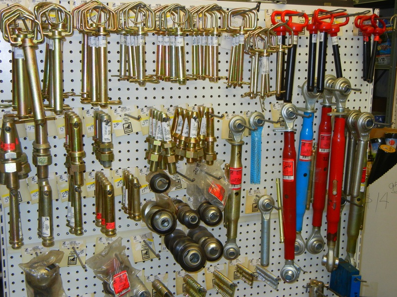 Tractor pins and misc parts